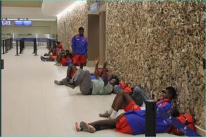 Rep. Dominicana : Mauvais calvaire pour les grenadiers U-17 à Punta Cana