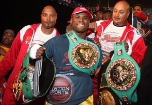 Monde: Un gala de Boxe en Haïti avec le Champion du Monde Adonis Stevenson