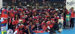 Mondial Hockey-balle: Haiti gagne la médaille d'or