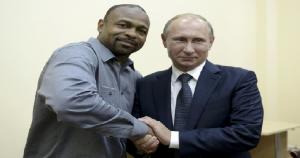 Monde: L'américain Roy Jones Jr veut devenir citoyen russe