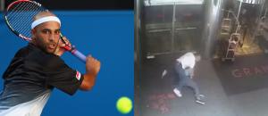 L'ancien joueur de tennis américain James Blake arrêté par erreur à New York