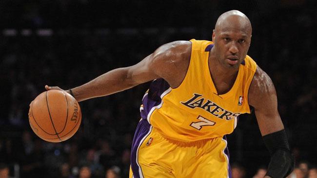 L'Ex-joueur du L. A. Lakers: Lamar Odom est entre la vie et la mort