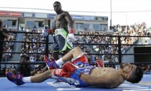 Monde: L'international Haïtien André Berto prend sa revanche contre Victor Ortiz