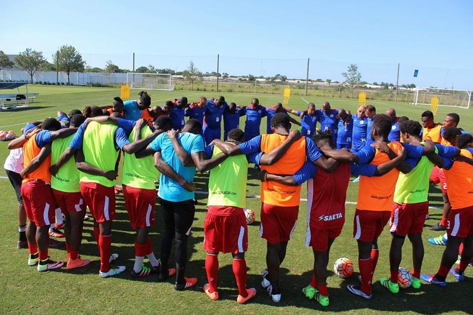 Gold Cup 2019: Les Grenadiers lancent un appel à l'unité nationale