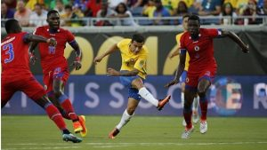 Copa America Centenario: Le Brésil sans pitié pour Haïti