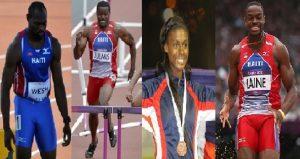 JO RIO 2016: Quatre athlètes haïtiens déjà qualifiés