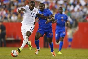 Monde: Don de Jozy Altidore  pour s'assurer que la Copa America soit diffusée en Haïti