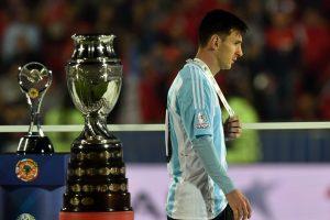 Monde: Lionel Messi annonce la fin de sa carrière avec la sélection argentine