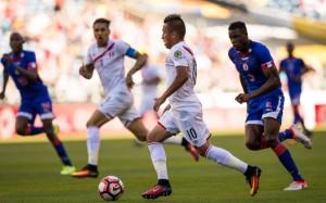 Copa America Centenario: Le Pérou est venu à bout d'une vaillante équipe Haïtienne