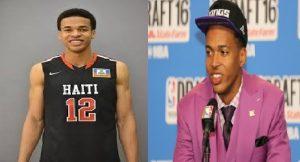 Monde: Un ancien joueur de basketball du Collège Canado Haïtien à la NBA