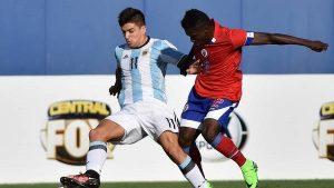 JO RIO 2016: L'Argentine bat Haiti en match de préparation pour les Jeux Olympiques
