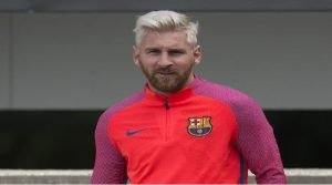 Monde: Lionel Messi change de look!