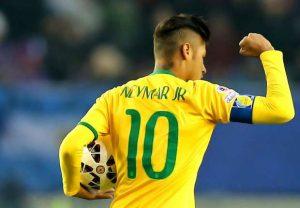 JO RIO 2016: La sélection de Football du Brésil repose sur Neymar pour gagner l'or