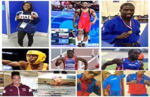 Haiti: Le Gouvernement a octroyé au Comité Olympique un maigre montant de 4,5 des 16 millions de Gourdes promis