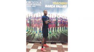 Monde:  Un Haïtien au Barça !