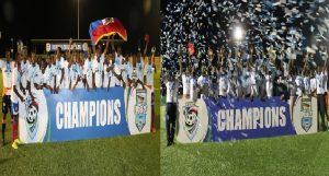 Monde: Les Grenadiers U-20 Nouveaux Champions de la Caraïbe