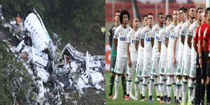 Monde: Une équipe brésilienne de football décimée dans un crash aérien en Colombie