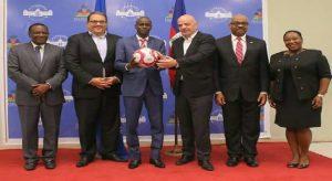 Monde: La FIFA promet un grand stade à Haïti
