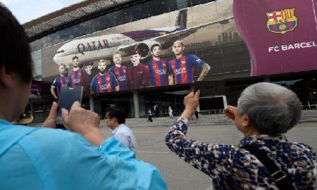 Barcelone-Qatar