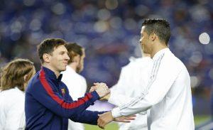 Monde: Lionel Messi «Cristiano Ronaldo un grand joueur, avec énormément de vertus»