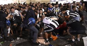 Monde: Plus de 1 500 blessés à Turin le soir de la finale de la Ligue des champions