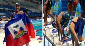 Championnats du Monde de Natation 2017: Naomy Grand'Pierre « Pou Ayiti mwen pral naje! »