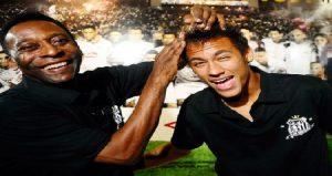 Monde: Pelé félicite Neymar