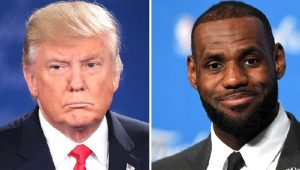 Monde: LeBron James accuse Donald Trump de remettre la haine raciale «à la mode»