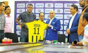 Monde: L'haitien Wedson Anselme, le joueur le mieux payé de la Bangladesh Premier League