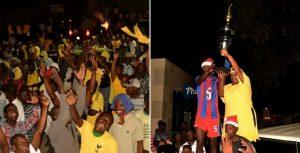 D1 Haiti: L'AS Capoise (ASC) rentre à la maison triomphalement