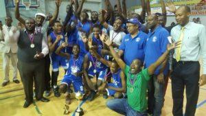 Haiti: Le Cap-Haïtien gagne la première édition du tournoi interrégional de Basketball