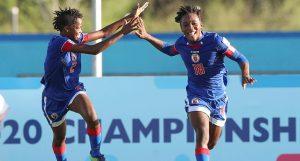 CONCACAF U-20 : Les jeunes Grenadières prennent la tête du Groupe A