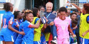Concacaf U-20: Qualification historique d'Haïti pour la coupe du monde FIFA France 2018
