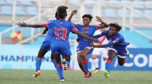 Concacaf U-20: Le dernier match de qualification pour nos jeunes Grenadières