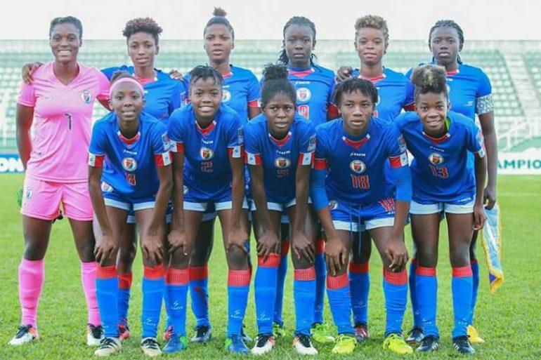 Monde: Nella Joseph, superviseure de l'équipe haïtienne des moins de 20 ans, bannie par la FIFA
