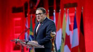 Trinidad & Tobago: Le président de la CONCACAF félicite Haïti pour sa qualification à la Coupe du Monde
