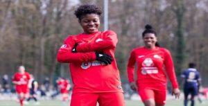 Monde: Les grenadières Batcheba et Kethna Louis, buteuses en D2 Française
