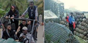 Mondial Russie 2018: Jason Derulo à la Citadelle pour le tournage du clip officiel de la Coupe du Monde