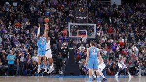 NBA: L'haitien Skal Labissière décisif dans la victoire de Sacramento contre New York