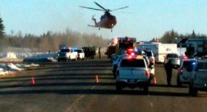 Monde: Une équipe de hockey junior canadienne décimée lors d'un accident de la route