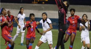 CONCACAF 2018 U-17 féminine : Victoire d'Haïti sur le Puerto Rico et le Nicaragua