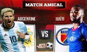 Haiti: Les Grenadiers affronteront l'Argentine en match amical à Buenos Aires