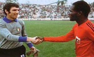 Emmanuel Sanon parmi les 100 joueurs qui ont marqué l'histoire de la Coupe du monde FIFA