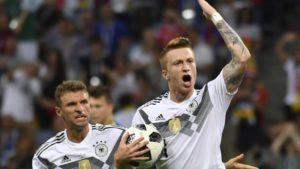Mondial Russie 2018 : L'Allemagne arrache une victoire inespérée face à la Suède