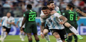 Mondial Russie 2018: L'Argentine passe de justesse et affrontera la France