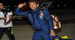 Mondial Russie 2018: Le Brésil de Neymar est arrivé en Russie