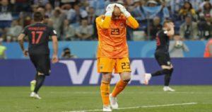 Mondial Russie 2018: L'Argentine humiliée par la Croatie est au bord de l'élimination