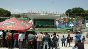 Mondial Russie 2018: La frénésie football l'emporte sur tout en Haïti