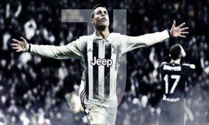 Cristiano Ronaldo «Je veux laisser mon empreinte à la Juve»