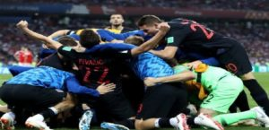 Mondial Russie 2018: La Croatie rejoint la France en finale